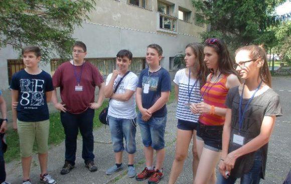 Projekttreffen Pècs, Ungarn
