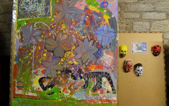 Künstlerische Arbeiten an der OSW